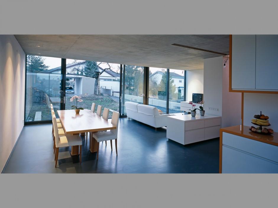 Haus Olms   netzwerkarchitekten, Darmstadt   Roßdorf   Familie Olms, Roßdorf   Hochbau   Dr. Kreutz+Partner - Beratende Ingenieure
