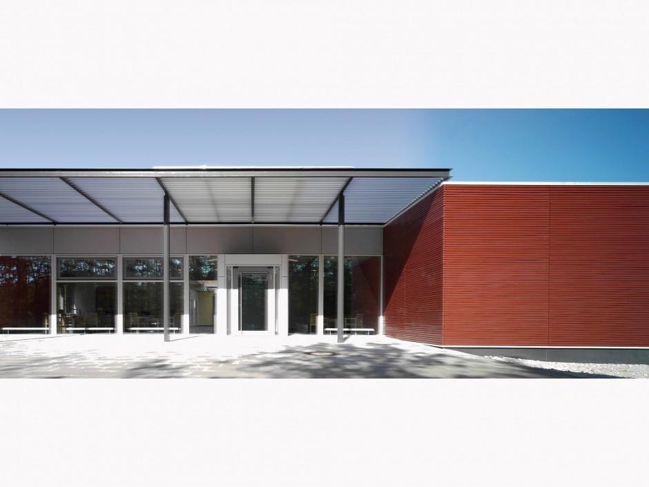 Ambulantes Reha-Zentrum Klinikum Nürnberg Süd   Haid Partner, Architekten und Ingenieure, Nürnberg   Nürnberg   Klinikum Nürnberg   Hochbau   Dr. Kreutz+Partner - Beratende Ingenieure