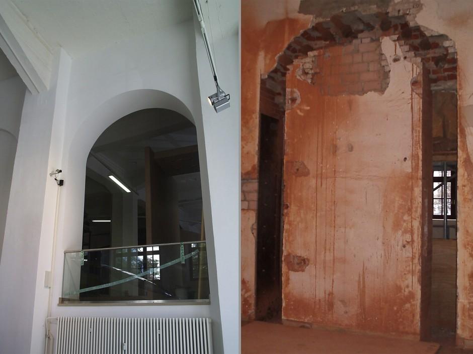 DB-Museum Nürnberg |  | Nürnberg | DB-Museum Nürnberg | Umbau | Dr. Kreutz+Partner - Beratende Ingenieure