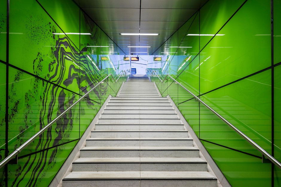 Wehrhahnlinie Düsseldorf | netzwerkarchitekten Darmstadt mit diversen Künstlern | Düsseldorf | Landeshauptstadt Düsseldorf | Sonderbau | Dr. Kreutz+Partner - Beratende Ingenieure