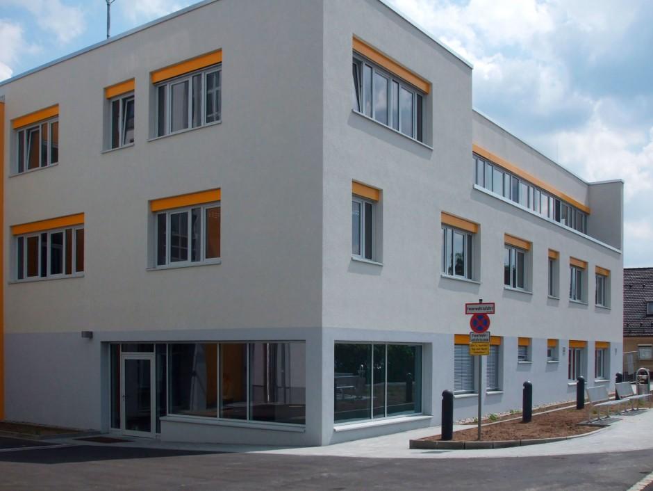 Anbau Ärztehaus | Kappler Architekten Gesamtplaner GmbH, Nürnberg | Altdorf | Krankenhäuser Nürnberger Land GmbH, Lauf | Prüfung | Dr. Kreutz+Partner - Beratende Ingenieure