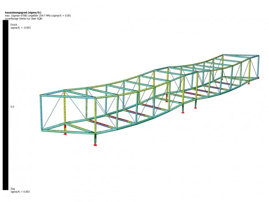 Verfahrbarer Besucherübergang | Glöckner Architekten und Städtebau GmbH, Nürnberg | Nürnberg | Nürnberg Messe GmbH | Hochbau, Sonderbau | Dr. Kreutz+Partner - Beratende Ingenieure