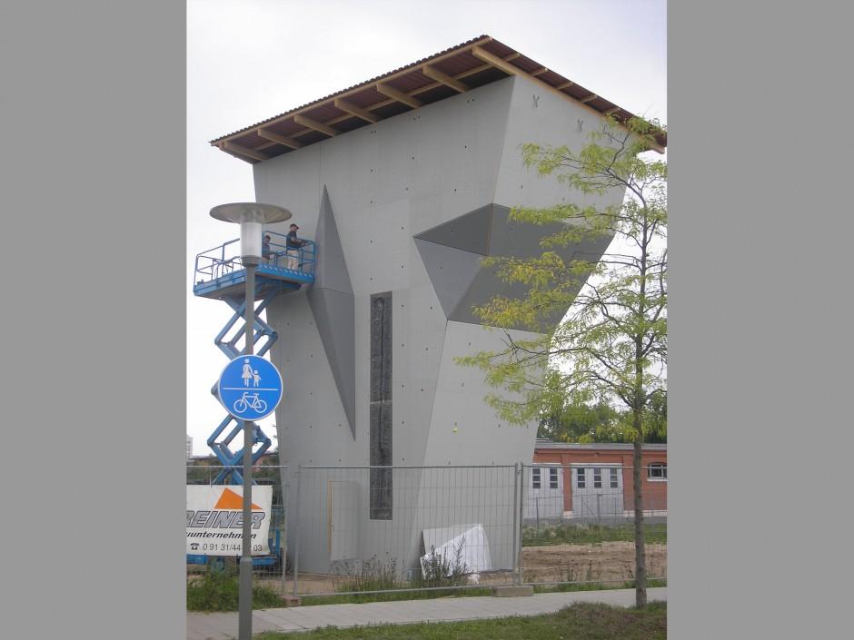 Kletterwände |  |  | Private Bauherrn, Vereine, Öffentliche Auftraggeber | Sonderbau | Dr. Kreutz+Partner - Beratende Ingenieure