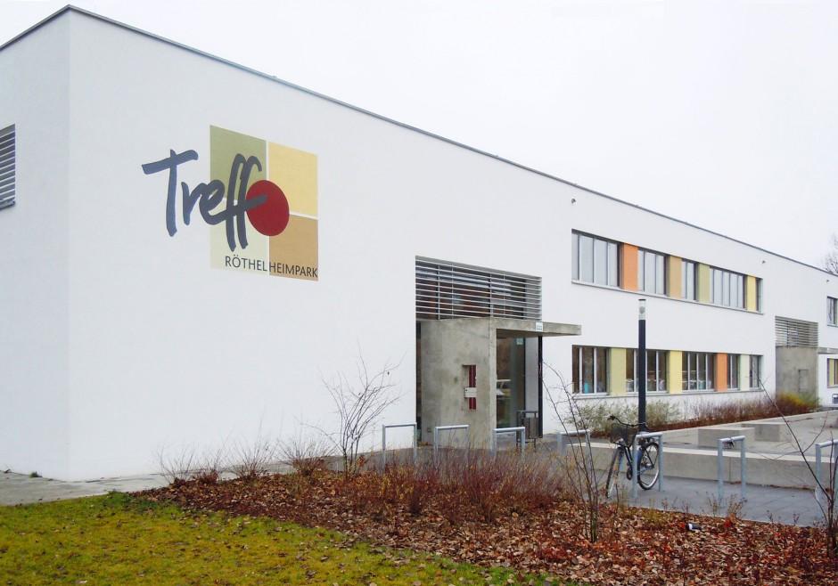 Stadtteilhaus Röthelheimpark | Babler + Lodde Architekten und Ingenieure, Herzogenaurach | Erlangen | Stadt Erlangen vertreten durch das Amt für Gebäudemanagement Erlangen | Hochbau | Dr. Kreutz+Partner - Beratende Ingenieure