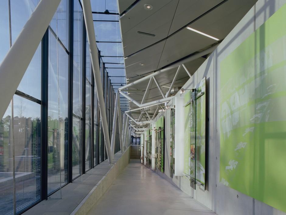 ADBC - Adi Dassler Brand Center | querkraft Architekten ZT-keg, Wien | Herzogenaurach | adidas-Salomon AG | Prüfung | Dr. Kreutz+Partner - Beratende Ingenieure