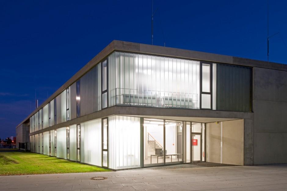 Infrastrukturgebäude - Adidas Allround | Babler + Lodde Architekten und Ingenieure, Herzogenaurach | Herzogenaurach | adidas AG, World of Sports | Hochbau, Industriebau | Dr. Kreutz+Partner - Beratende Ingenieure
