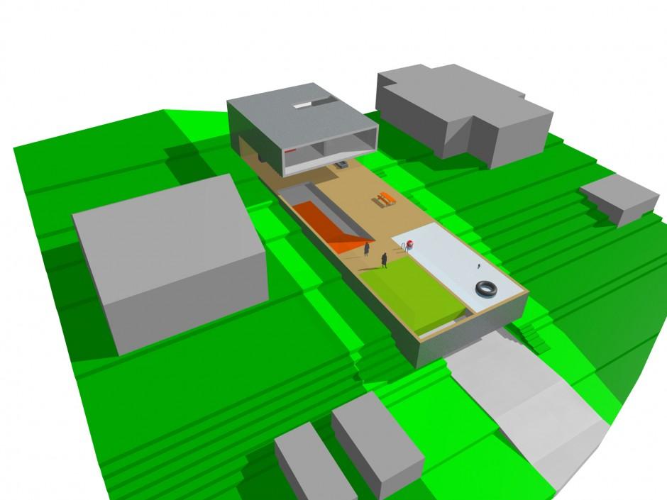 Puristische Villa | netzwerkarchitekten, Darmstadt | Darmstadt | Privater Bauherr | Hochbau | Dr. Kreutz+Partner - Beratende Ingenieure