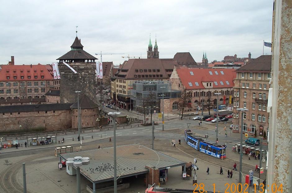 Bda Nürnberg teilabbruch und neubau des kopfbaues am künstlerhaus dr kreutz