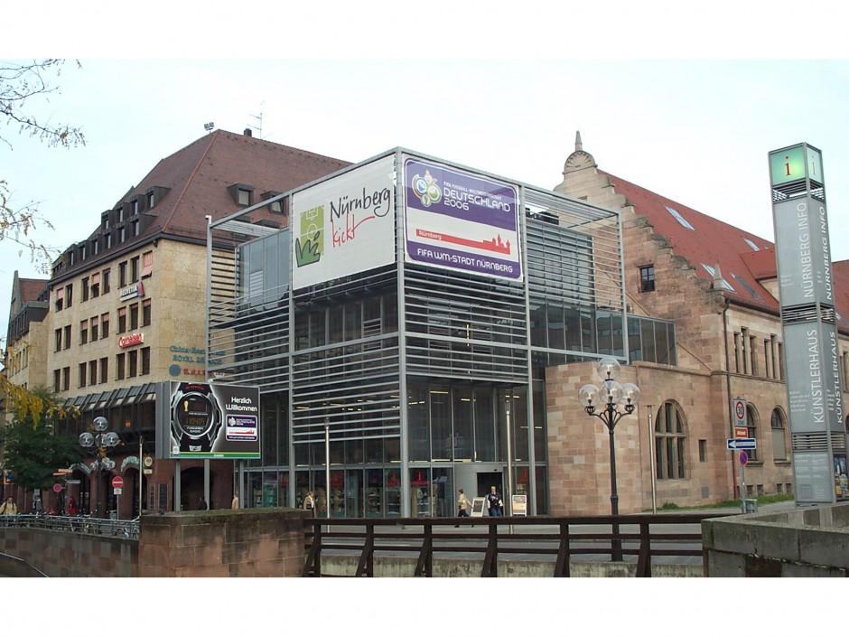Teilabbruch und Neubau des Kopfbaues am Künstlerhaus | E. Grabow, H. Hofmann Architekten BDA, Nürnberg | Nürnberg | Hochbauamt der Stadt Nürnberg | Prüfung | Dr. Kreutz+Partner - Beratende Ingenieure