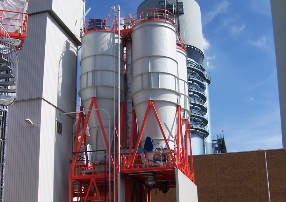 Biomasse-Heizkraftwerke Zolling / Landesbergen | ALSTOM Power Turbinen GmbH, Nürnberg | Zolling | E.ON Kraftwerke GmbH | Industriebau, Prüfung | Dr. Kreutz+Partner - Beratende Ingenieure