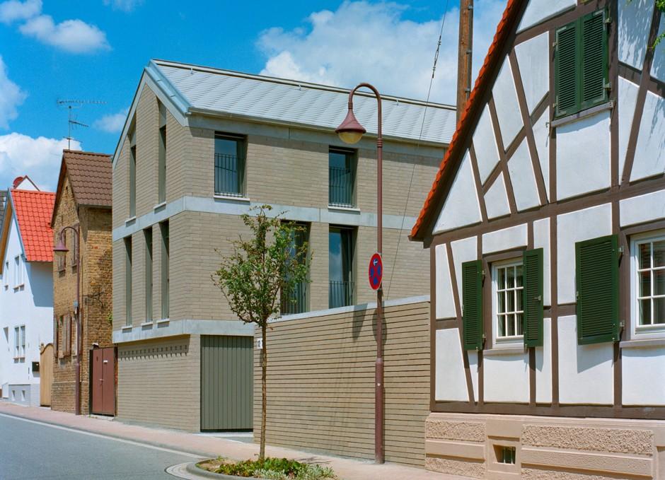 Wohneinheiten in Hochheim am Main | Reichel Architekten BDA, Kassel | Hochheim am Main | Elisabeth Eversfield, Hochheim | Hochbau | Dr. Kreutz+Partner - Beratende Ingenieure