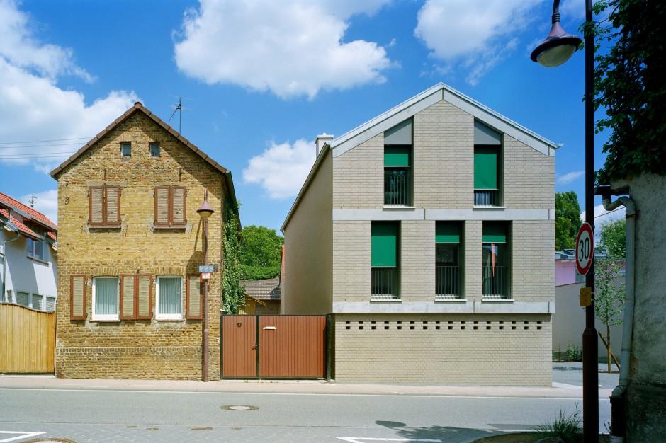 Wohneinheiten in Hochheim am Main   Reichel Architekten BDA, Kassel   Hochheim am Main   Elisabeth Eversfield, Hochheim   Hochbau   Dr. Kreutz+Partner - Beratende Ingenieure