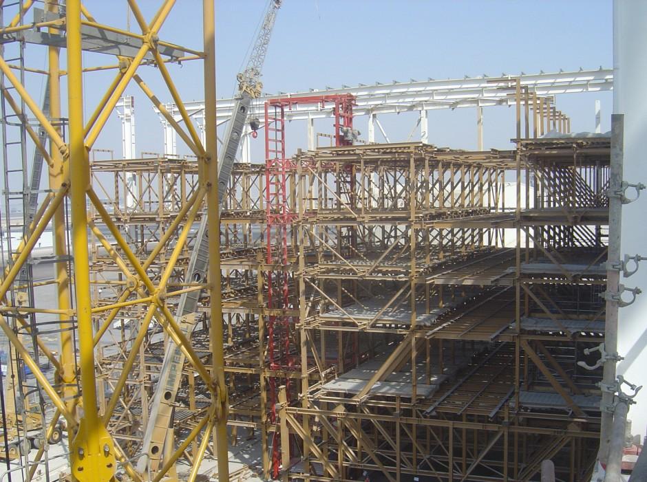 Cargo Mega Terminal |  | Dubai / Vereinigte Arabische Emirate | Siemens AG Logistic and Assembly Systems Airport, Fürth - Bislohe | Industriebau | Dr. Kreutz+Partner - Beratende Ingenieure