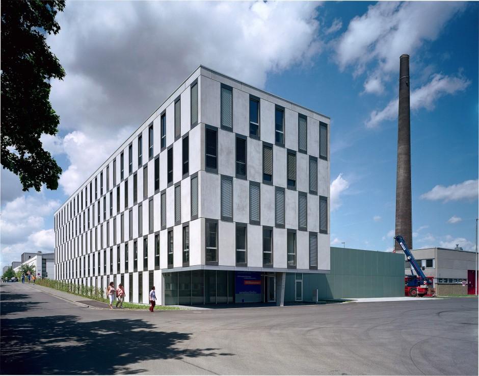 Gebäude 38 | Stößlein Architekten, Nürnberg | Erlangen | Siemens Grundstücksgesellschaft KASSIA mbH + Co. KG - Erlangen | Hochbau | Dr. Kreutz+Partner - Beratende Ingenieure