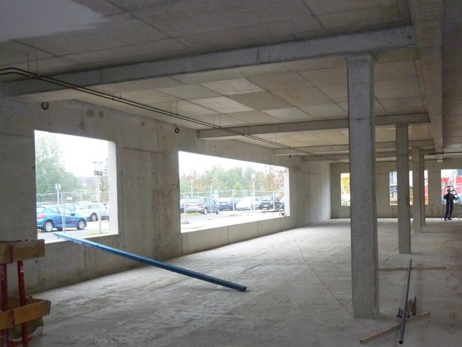 Erweiterung Hochschule Ansbach | Staab Architekten GmbH, Berlin | Ansbach | Staatliches Bauamt Ansbach | Hochbau | Dr. Kreutz+Partner - Beratende Ingenieure