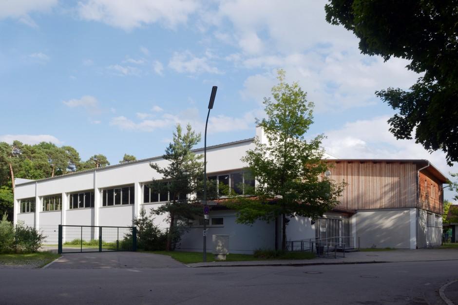 Jahnhalle Oberschleißheim | Dr. Kreutz+Partner, Oberschleißheim | Oberschleißheim | Gemeinde Oberschleißheim | Hochbau, Umbau | Dr. Kreutz+Partner - Beratende Ingenieure