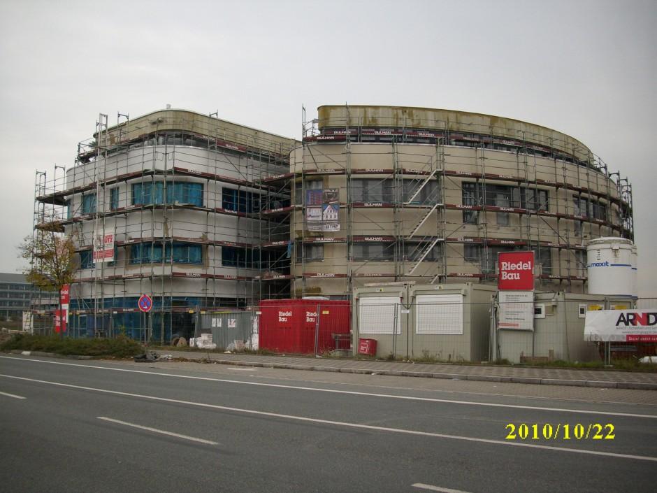 Gesundheitszentrum | Architekturbüro Planwerk, Würzburg | Nürnberg | Dentazone GmbH, Nürnberg | Prüfung | Dr. Kreutz+Partner - Beratende Ingenieure