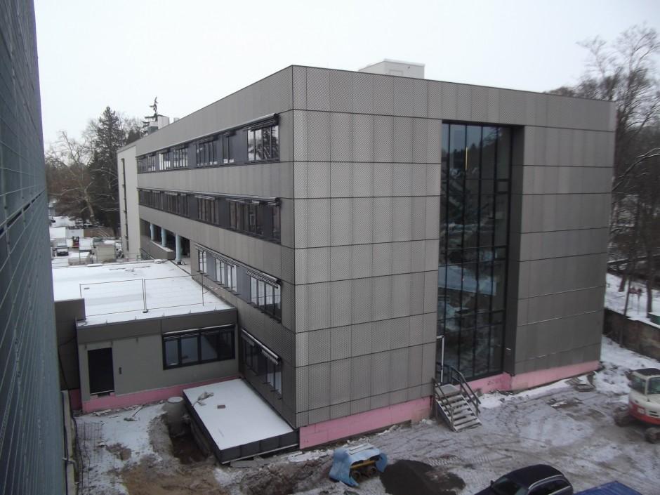 Klinikzentrum TRC | Hascher + Jehle Planungsgesellschaft mbH, Berlin | Erlangen | Staatliches Bauamt Erlangen-Nürnberg | Prüfung | Dr. Kreutz+Partner - Beratende Ingenieure