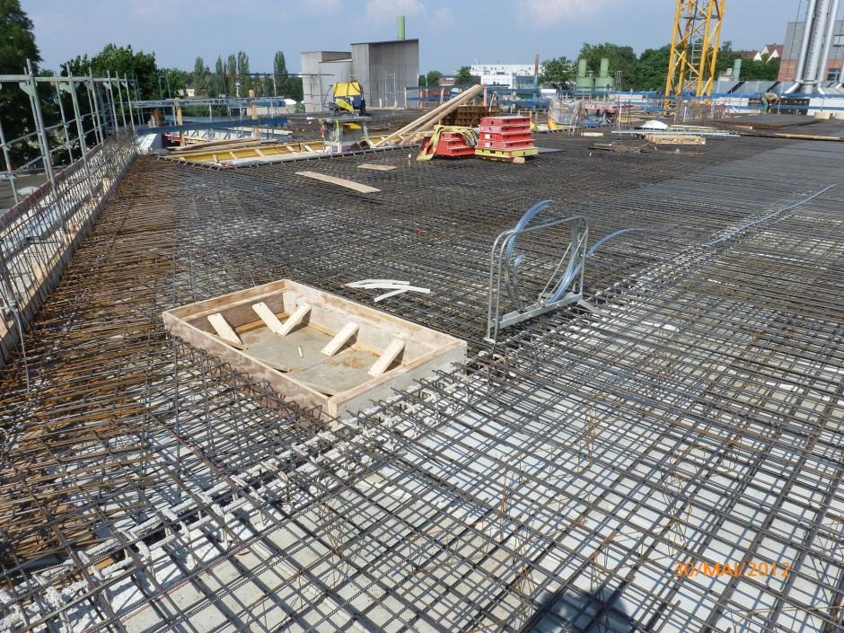 Motorenversuchgebäude A96b | apicom Prüfmaschinenvertrieb GmbH, Lorsch | Nürnberg | MAN Truck & Bus AG, Nürnberg | Industriebau, Prüfung | Dr. Kreutz+Partner - Beratende Ingenieure