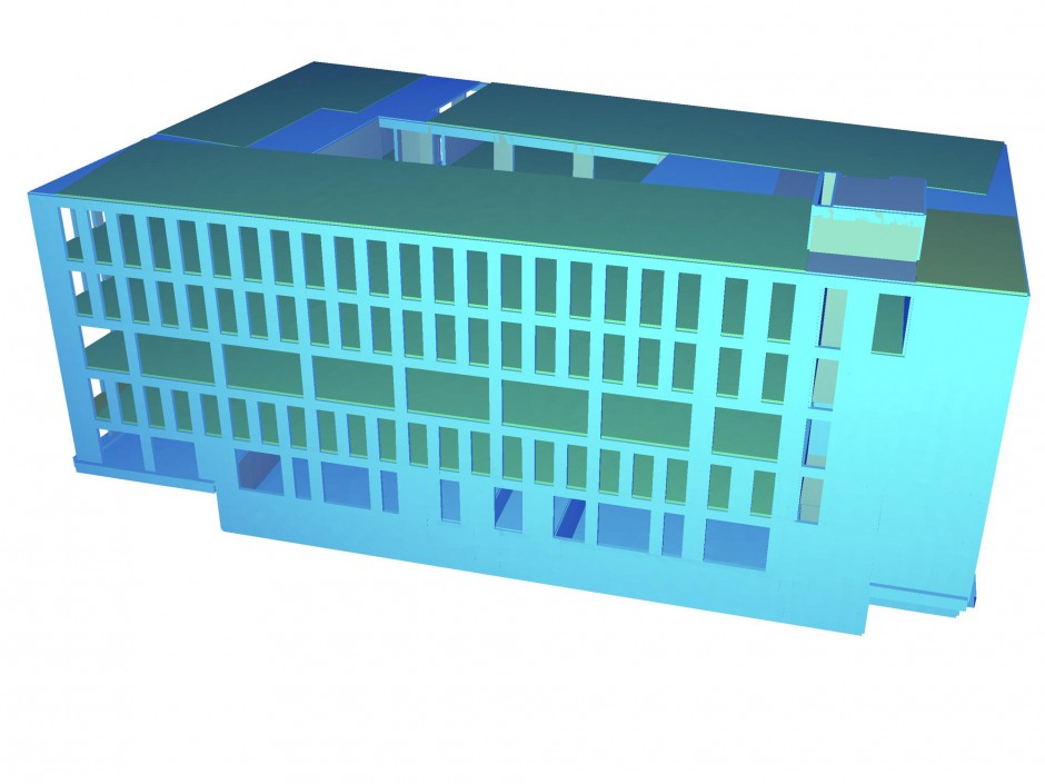 Verwaltungsgebäude mit Hörsälen | Löser + Körner Architekten + Generalplaner, Nürnberg | Nürnberg | aurelis Real Estate GmbH & Co. KG, Nürnberg | Prüfung | Dr. Kreutz+Partner - Beratende Ingenieure