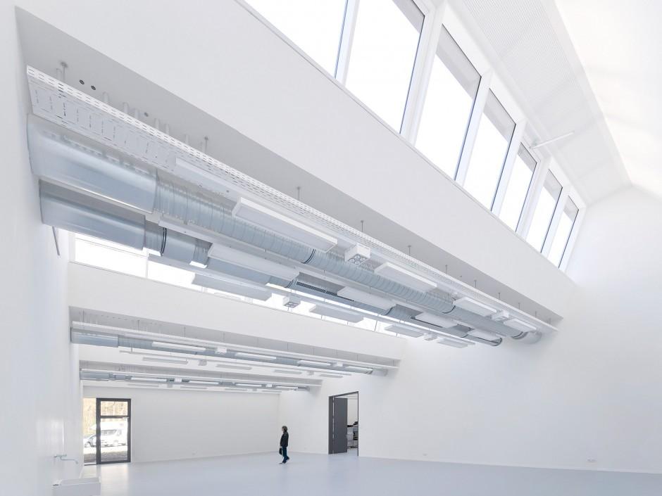 Akademie der Bildenden Künste in Nürnberg | Hascher + Jehle Planungsgesellschaft mbH, Berlin | Nürnberg | Staatliches Bauamt Erlangen-Nürnberg | Hochbau | Dr. Kreutz+Partner - Beratende Ingenieure