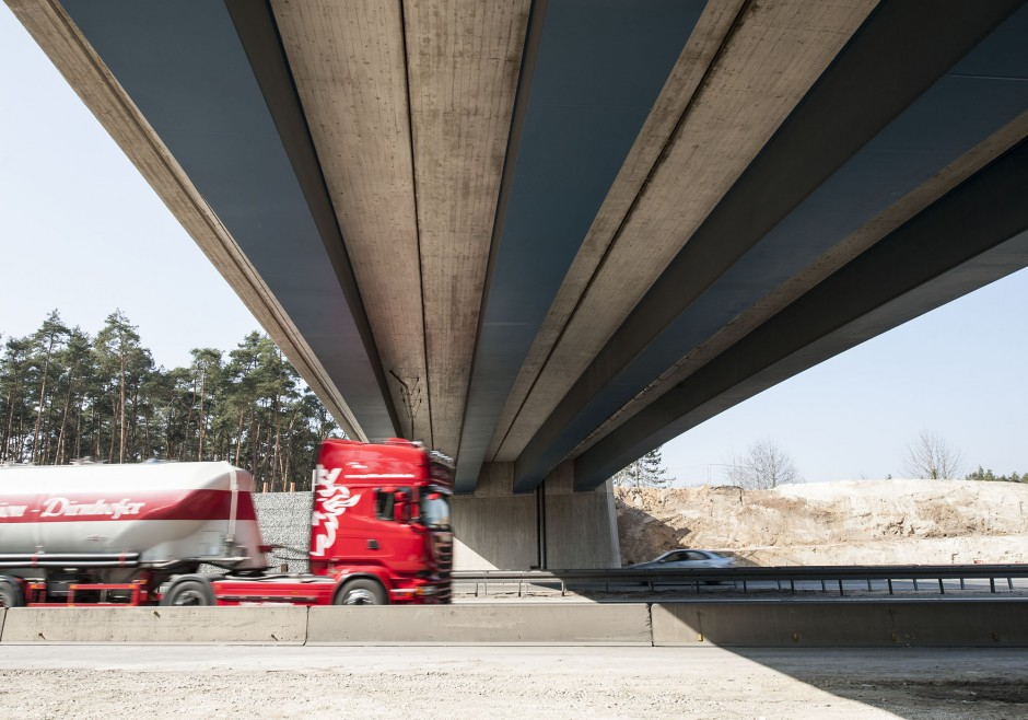 Überführung der St2239 über die A6 |  | Penzendorf bei Schwabach | Autobahndirektion Nordbayern | Brücken, Prüfung | Dr. Kreutz+Partner - Beratende Ingenieure