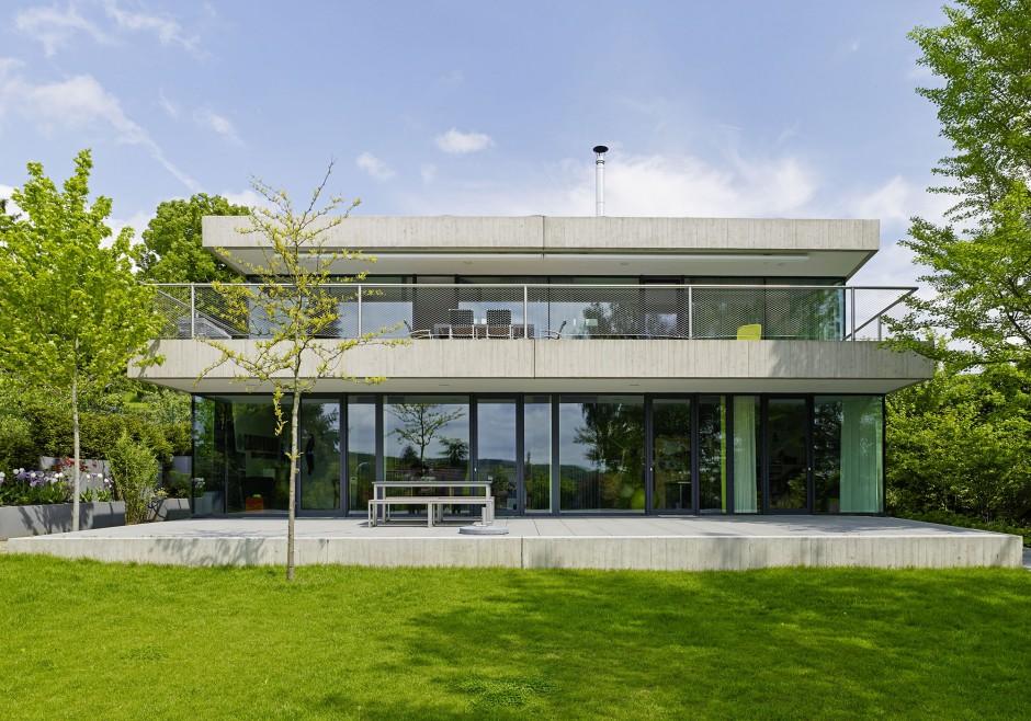 Einfamilienhaus in Hofheim am Taunus   netzwerkarchitekten, Darmstadt   Hofheim am Taunus   Privater Bauherr   Hochbau   Dr. Kreutz+Partner - Beratende Ingenieure