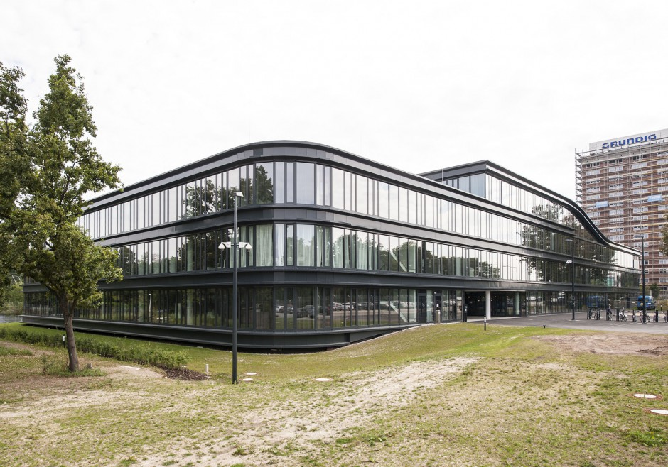EasyCredit-Haus, Nürnberg | Baumschlager - Eberle, Lochau | Nürnberg | Baumschlager - Eberle, Lochau | Hochbau | Dr. Kreutz+Partner - Beratende Ingenieure