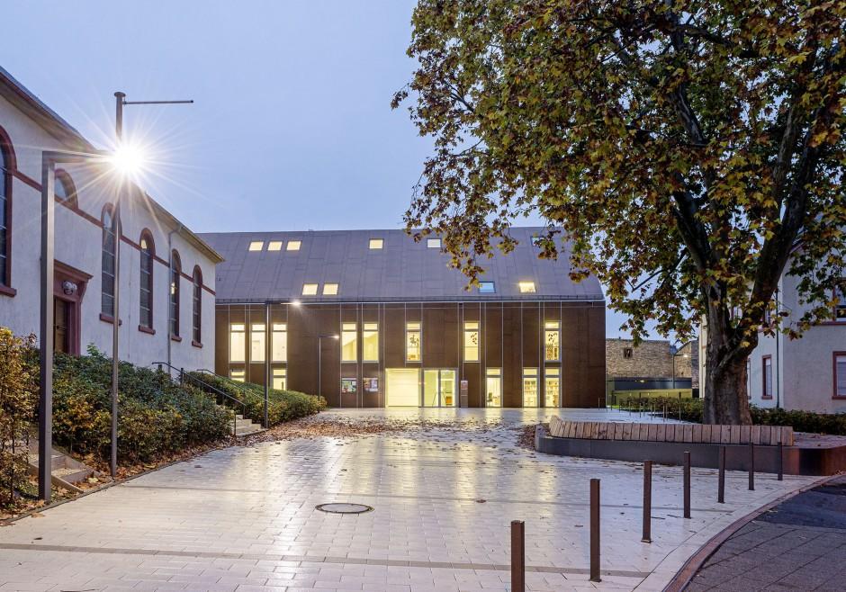 Gemeindehaus mit Kindertagesstätte | netzwerkarchitekten, Darmstadt | Mannheim | Evangelische Kirche in Mannheim | Hochbau | Dr. Kreutz+Partner - Beratende Ingenieure