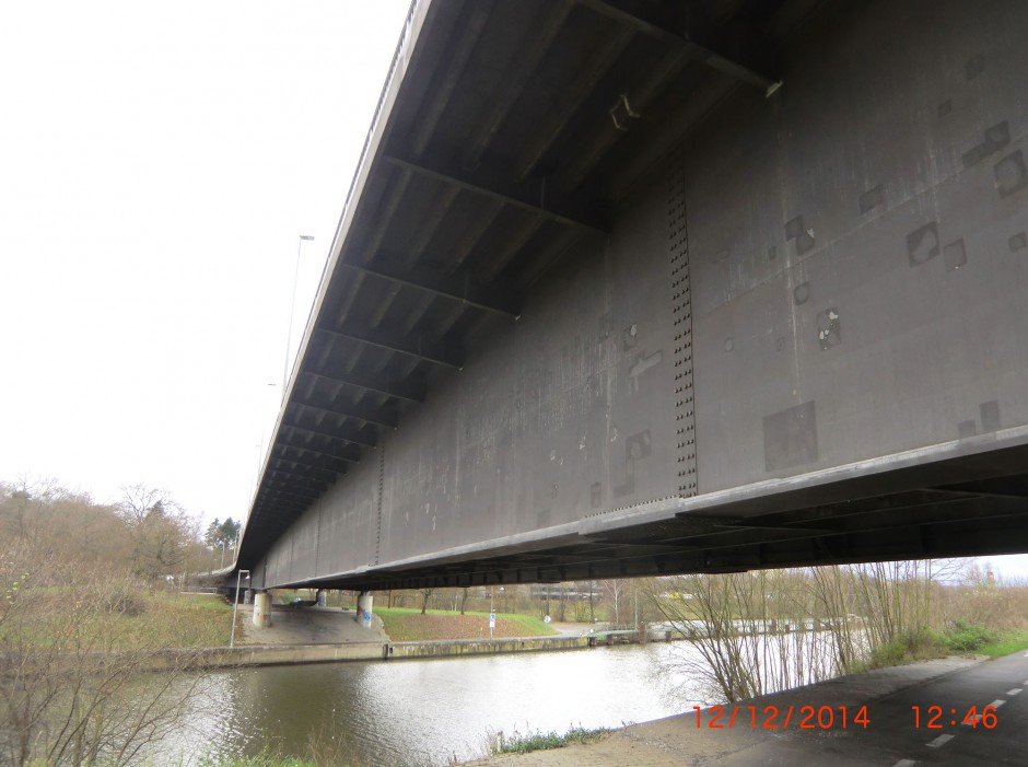 Heinrichsbrücke, Bamberg      Regnitz - Seitenkanal, Bamberg   Staatliches Bauamt Bamberg   Brücken   Dr. Kreutz+Partner - Beratende Ingenieure