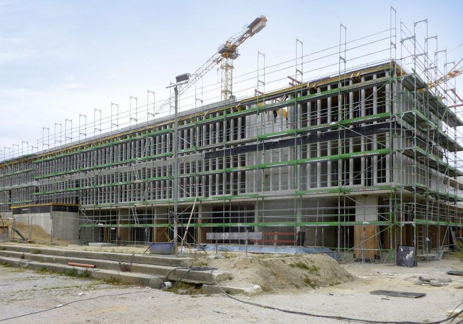 Erweiterung Camerloher Gymnasium   stm°architekten, Nürnberg   Freising   Landratsamt Freising   Hochbau   Dr. Kreutz+Partner - Beratende Ingenieure