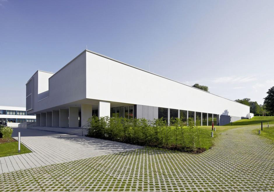 Erweiterung Camerloher Gymnasium | stm°architekten, Nürnberg | Freising | Landratsamt Freising | Hochbau | Dr. Kreutz+Partner - Beratende Ingenieure