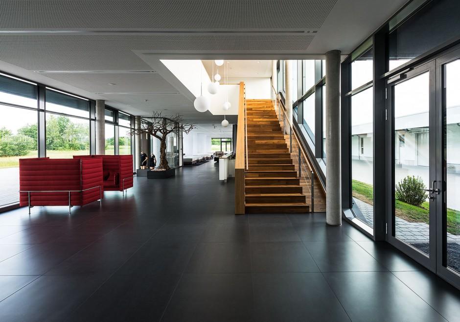Verwaltung und Produktion Rummel Matratzen | raum3 architekten, Nürnberg | Neustadt/Aisch | Ruco Rummel, Neustadt/Aisch | Hochbau, Industriebau | Dr. Kreutz+Partner - Beratende Ingenieure