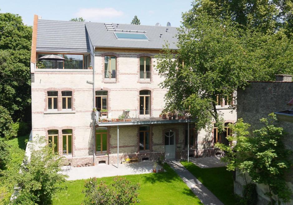 Umbau Haus am Park   netzwerkarchitekten, Darmstadt   Darmstadt-Bessungen   Privater Bauherr   Hochbau, Umbau   Dr. Kreutz+Partner - Beratende Ingenieure