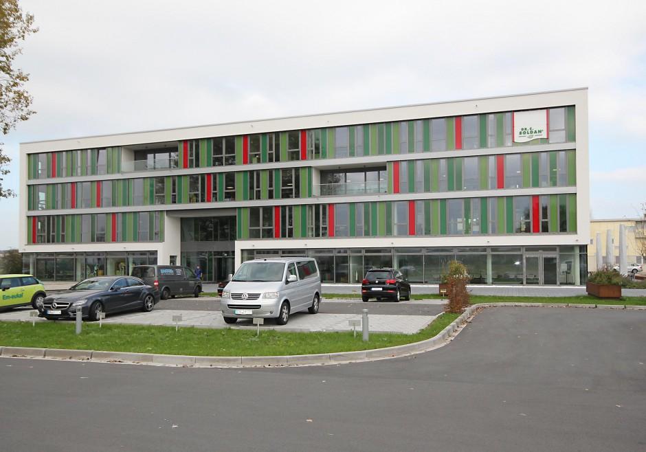 Neubau Zentralverwaltung Dr. C. Soldan | HAGEN Planer und Architekten BDA, 90439 Nürnberg | Adelsdorf bei Höchstadt an der Aisch | Soldan Holding + Bonbonspezialitäten, Nürnberg | Hochbau, Industriebau | Dr. Kreutz+Partner - Beratende Ingenieure