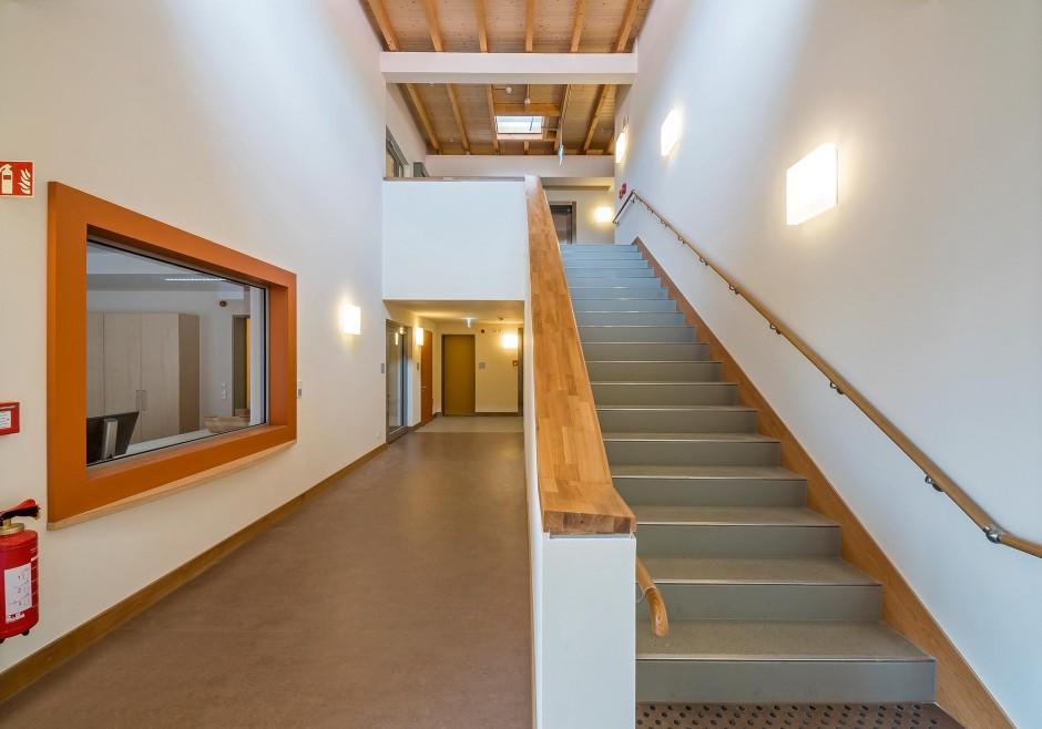 Neubau einer Werkstatt für Menschen mit Behinderung | Haindl + Kollegen, München | Treuchtlingen, Pappenheim | Rummelsberger Diakonie e. V., Schwarzenbruck | Hochbau | Dr. Kreutz+Partner - Beratende Ingenieure
