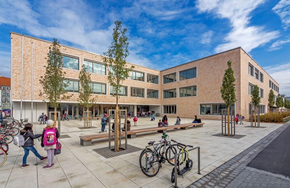 Neubau Michael-Ende-Schule, Nürnberg | Hausmann Architekten, Aachen | Nürnberg | WBG KOMMUNAL, Nürnberg | Hochbau | Dr. Kreutz+Partner - Beratende Ingenieure