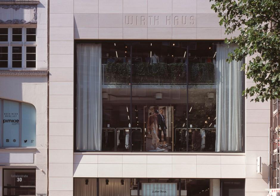 Umbau Wirth Haus | CARSTEN ROTH ARCHITEKT, Hamburg | Hamburg | Conditorei Wirth GmbH & Co. KG, Hamburg | Hochbau, Umbau | Dr. Kreutz+Partner - Beratende Ingenieure
