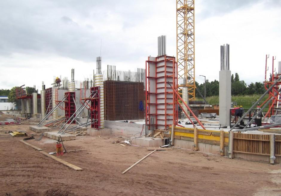 Bürogebäude in Großreuth | Löser + Körner Architekten + Generalplaner, Nürnberg | Nürnberg | Stadt Nürnberg | Hochbau, Prüfung | Dr. Kreutz+Partner - Beratende Ingenieure