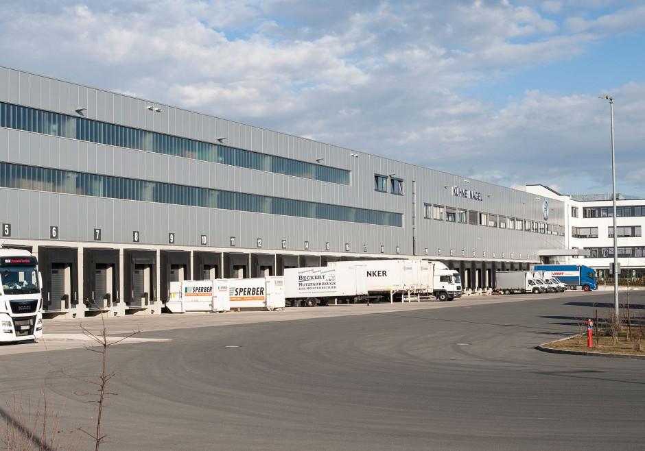Logistikzentrum | YUHA, Düsseldorf | Nürnberg | Stadt Nürnberg | Hochbau, Prüfung | Dr. Kreutz+Partner - Beratende Ingenieure