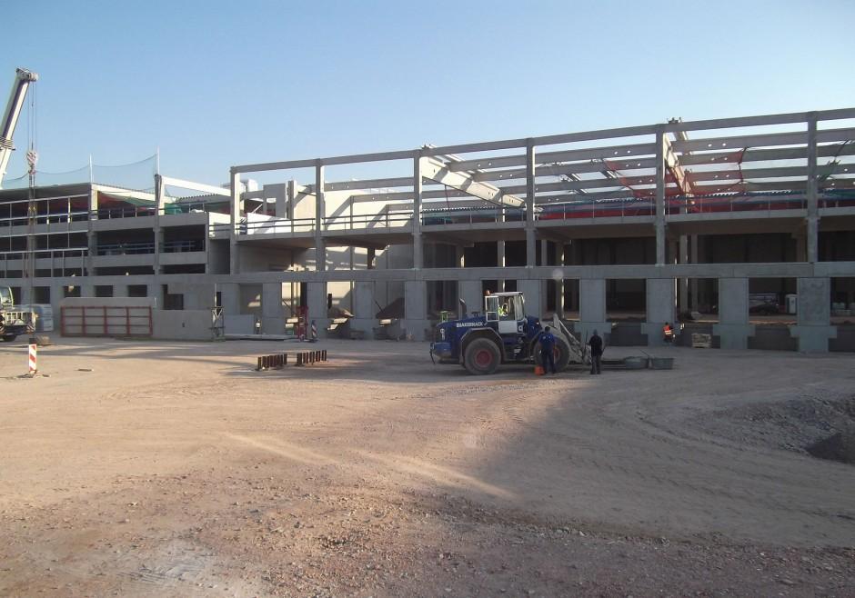 Neubau Logistikzentrum | YUHA, Düsseldorf | Nürnberg | Stadt Nürnberg | Hochbau, Prüfung | Dr. Kreutz+Partner - Beratende Ingenieure