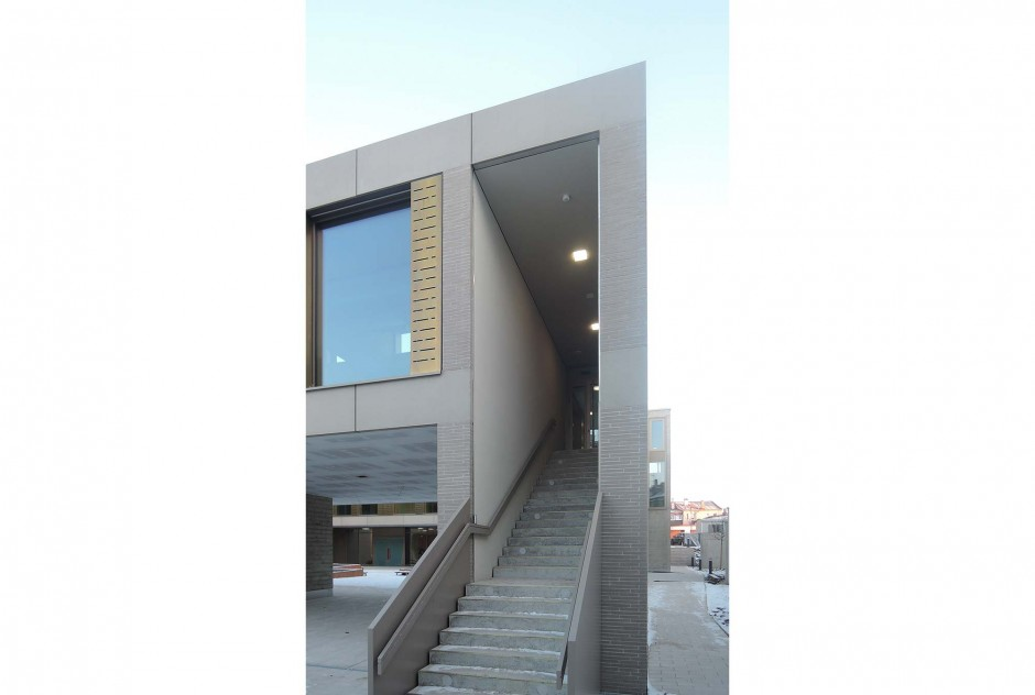Maria-Ward-Schule, Bamberg   Peck. Daam Architekten, München   Bamberg   Stadt Bamberg, Bauordnungsamt   Hochbau, Prüfung   Dr. Kreutz+Partner - Beratende Ingenieure