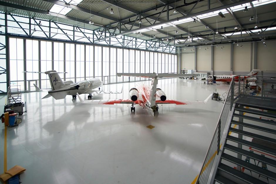 Flugzeughalle, Nürnberg | Axtmann Ingenieurbüro, Nürnberg | Nürnberg | Stadt Nürnberg | Industriebau, Prüfung | Dr. Kreutz+Partner - Beratende Ingenieure
