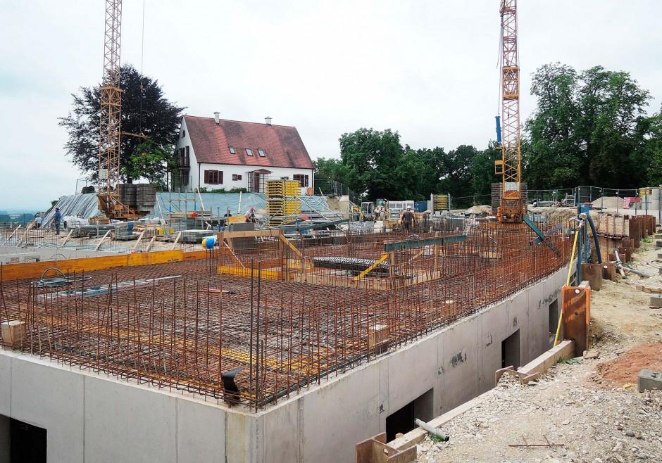 Hotel mit Wellnessbereich | Obel und Partner GbR, Donauwörth | Kaisheim | Landratsamt Donau-Ries | Hochbau, Prüfung | Dr. Kreutz+Partner - Beratende Ingenieure