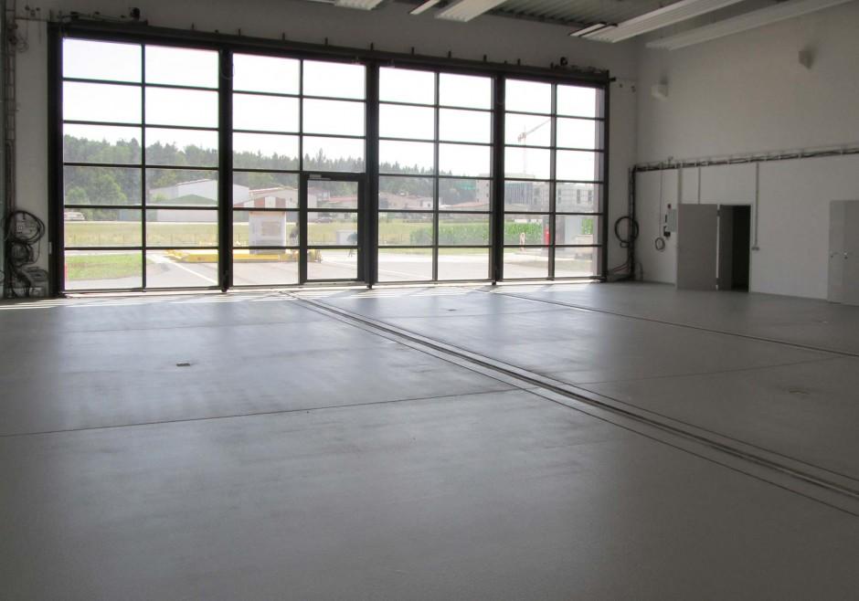 Luftrettungszentrum, Dinkelsbühl | SIGMA PLAN Interdisziplinäre Bauplanung Weimar | Dinkelsbühl | Stadt Dinkelsbühl | Industriebau, Prüfung | Dr. Kreutz+Partner - Beratende Ingenieure