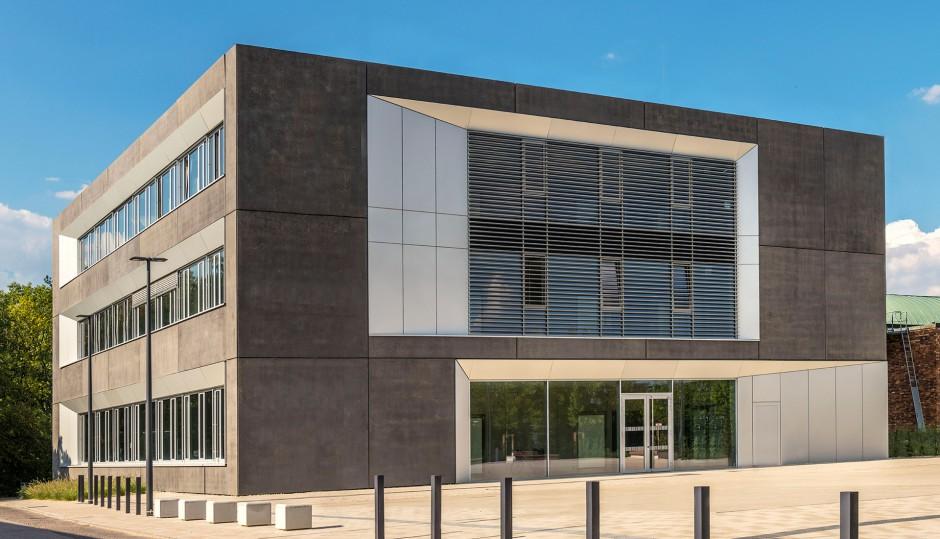ZME Hochschule Coburg | H²M – Architekten, Häublein – Müller GdbR, Kulmbach | Coburg | Staatliches Bauamt Bamberg | Hochbau | Dr. Kreutz+Partner - Beratende Ingenieure