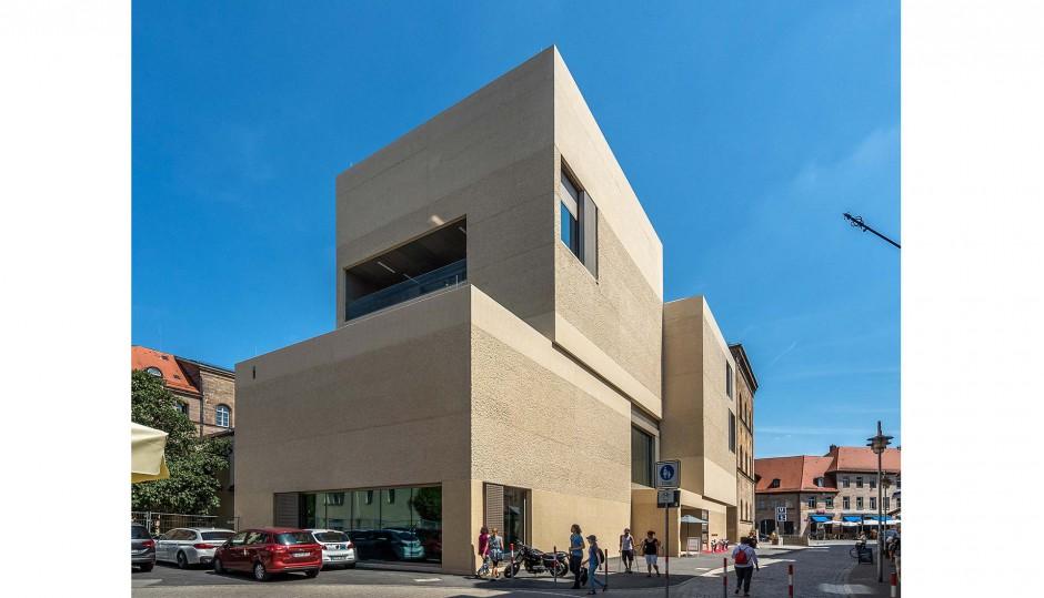 Ludwig-Erhard-Zentrum | Reinhard Bauer Architekten, München | Fürth | Stiftung Ludwig-Erhard-Haus, Fürth | Hochbau | Dr. Kreutz+Partner - Beratende Ingenieure